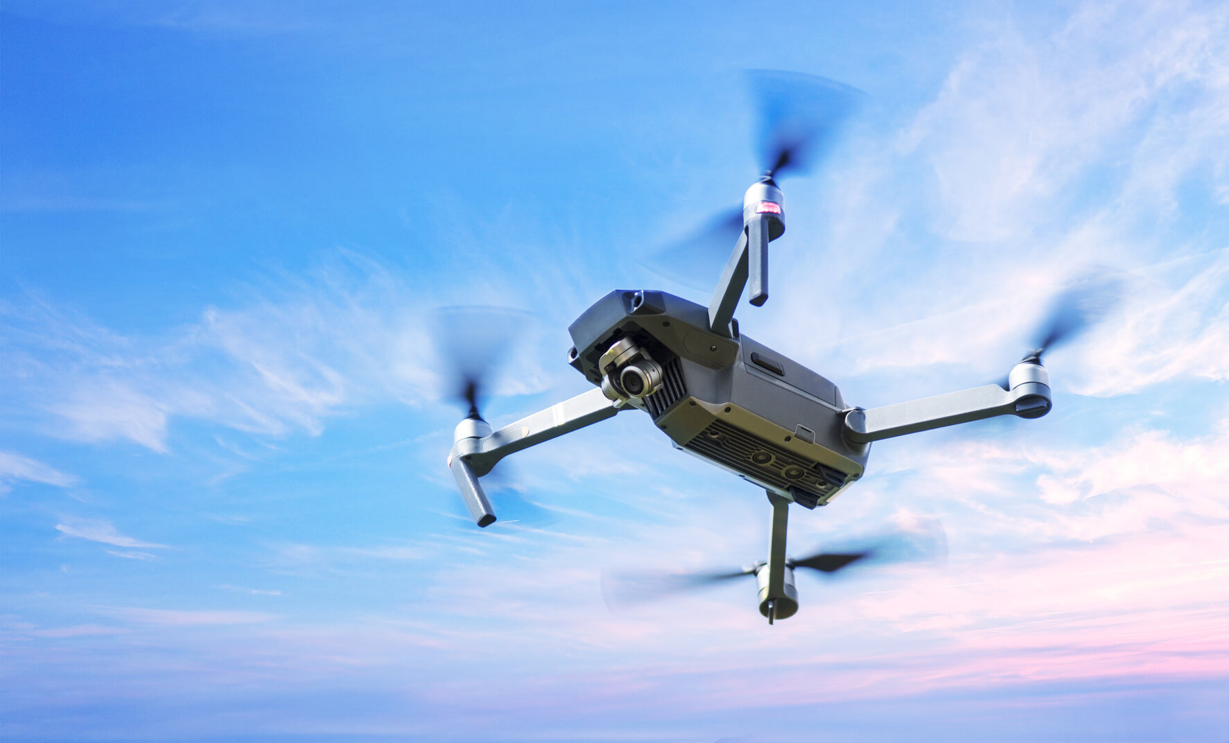 drone production company Dubai