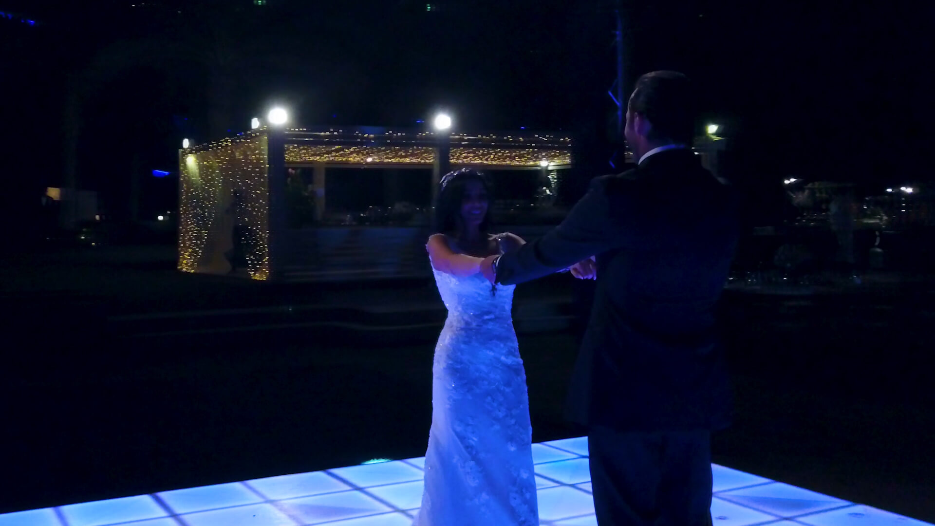 WEDDING AT THE RIXOS ON THE PALM