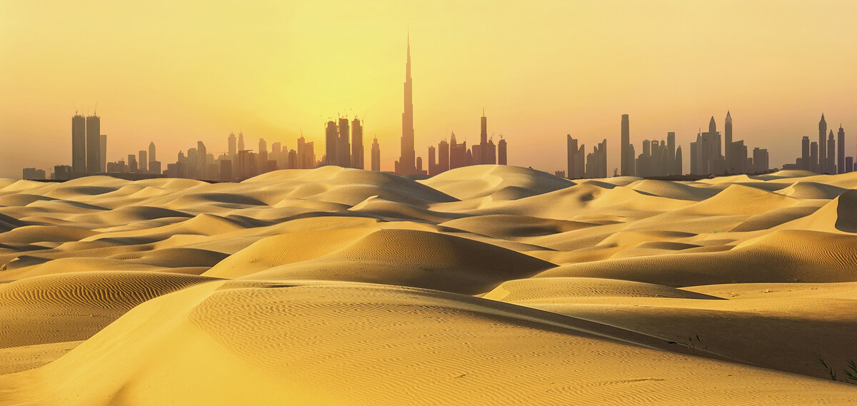 property advertising Dubai