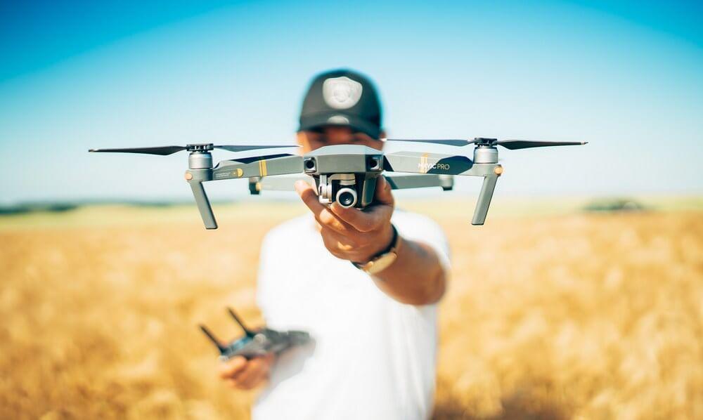 Dubai drone company, best drone companies in Dubai