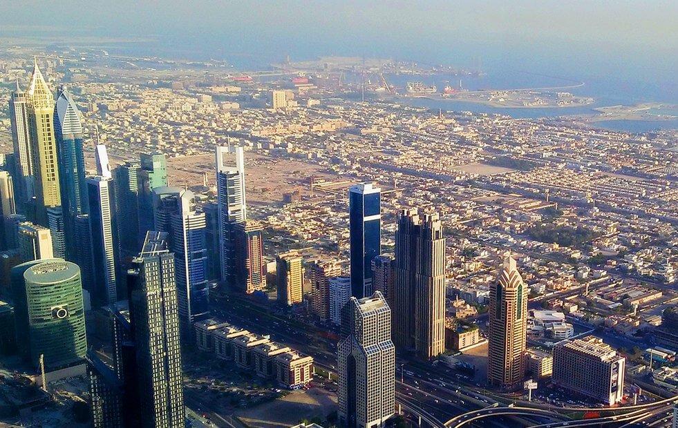 drone service Dubai